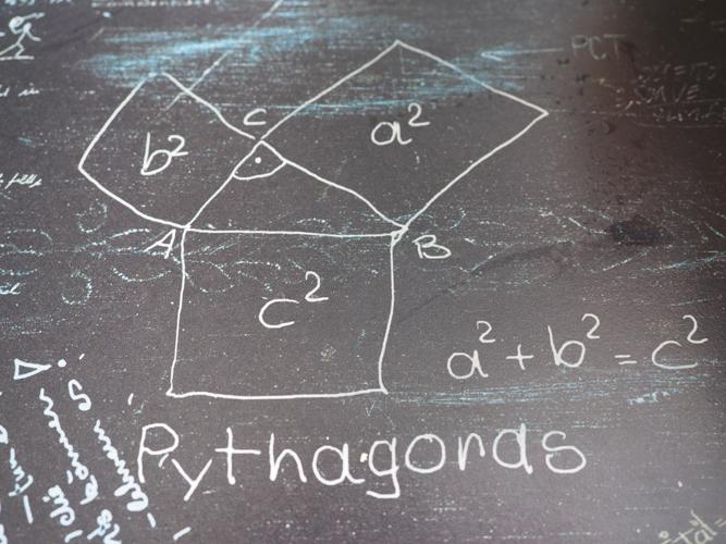 Pythagoras Diagramme
